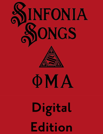 Sinfonia Songs Digital Edition - No Audio book