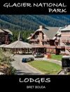Glacier National Park - Lodges