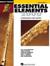 Essential Elements 2000 - Book 1 For Flute Textbook