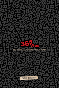 365 vies La couverture du livre martien
