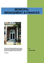 Municipal Management & Finances