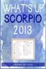 What's Up Scorpio 2013