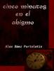 Alex BГЎez PortalatГn - Cinco Minutos En El Abismo ilustraciГіn