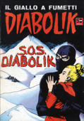 DIABOLIK #38 Book Cover