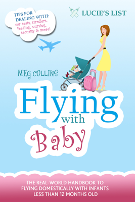 Flying with Baby - Meg Collins book
