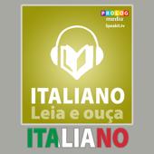 Italiano - Livro de Frases   Leia & Escute   Completamente Narrado em Áudio Book Cover