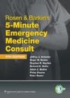 Rosen  Barkins 5-Minute Emergency Medicine Consult 4th Edition