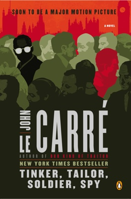 John le Carré - Tinker, Tailor, Soldier, Spy book