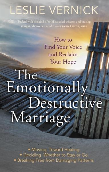 The Emotionally Destructive Marriage