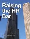 Raising The HR Bar