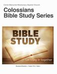 Colossians Bible Study Series