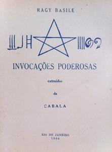 Invocações poderosas Book Cover