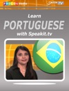 Learn PORTUGUESE With SPEAKittv Video