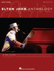 Elton John Anthology  (Songbook)