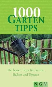 1000 Gartentipps da Naumann & Göbel Verlag