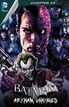 Batman: Arkham Unhinged #29