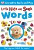 Little Hide and Seek: Words (Enhanced Edition)