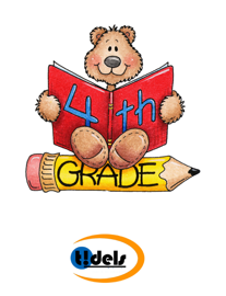 Math Book Fourth Grade Part II