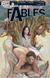 Fables (2010-) #1