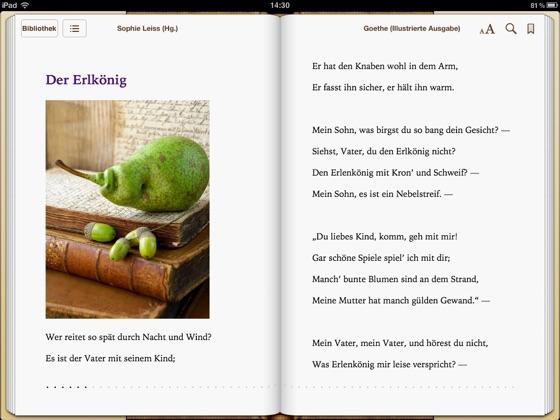 Goethe Seine Schönsten Gedichte Deutsche Klassiker Der Lyrik Und Poesie Edition Johann Wolfgang Von Goethe