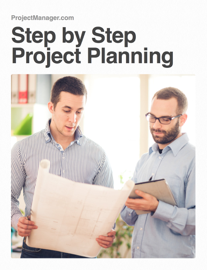 Step by Step Project Planning book