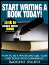 Start Writing A Book Today