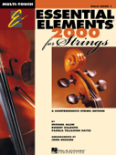 Essential Elements 2000 for Strings - Book 1 for Cello (Textbook)