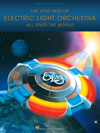 The Very Best of Electric Light Orchestra - All Over the World (Songbook) book