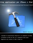 Crea applicazioni per iPhone e iPad Book Cover
