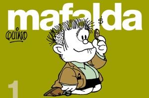 Mafalda 1 Book Cover