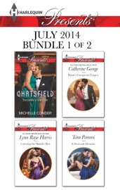 Harlequin Presents July 2014 - Bundle 1 of 2 PDF Download