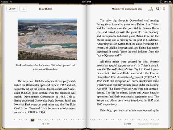 Mining: The Queensland Way