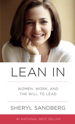 Lean In - Sheryl Sandberg book