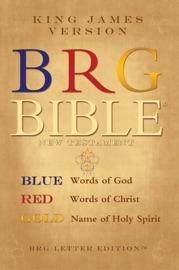 KING JAMES BRG BIBLE  NEW TESTAMENT