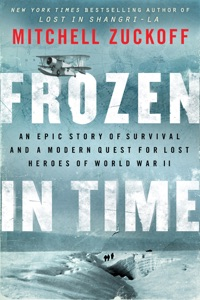 Frozen in Time by Mitchell Zuckoff Book Cover