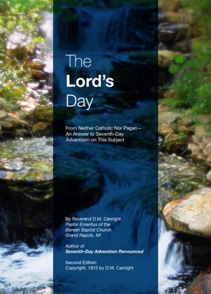 The Lord's Day image