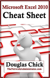Microsoft Excel 2010 Cheat Sheet