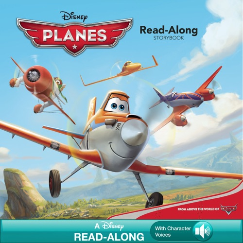 Disney Book Group & Ellie O'Ryan - Planes Read-Along Storybook