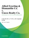 Allied Erecting  Dismantlin Co V Uneco Realty Co