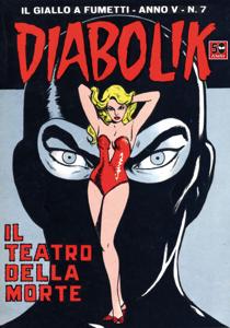 DIABOLIK (57) Libro Cover