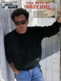 The Best of Billy Joel (Songbook) book