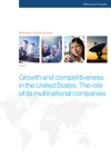Growth And Competitiveness In The United States The Role Of Its Multinational Companies