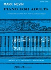 Piano For Adults - Book 1 Music Instruction