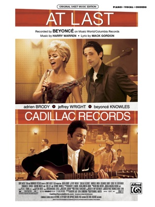 At Last (from Cadillac Records) image