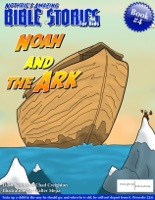 Nothric's Amazing Bible Stories for Kids: Noah and the Ark