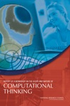 Report Of A Workshop On The Scope And Nature Of Computational Thinking