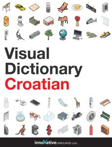 Visual Dictionary Croatian Libro Cover