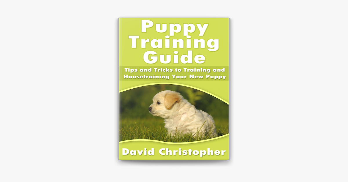 Puppy Training Guide On Apple Books