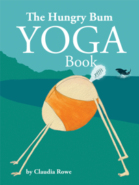 The Hungry Bum Yoga Book book