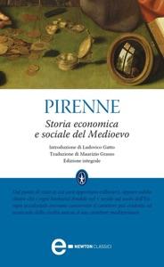 Storia economica e sociale del Medioevo Book Cover